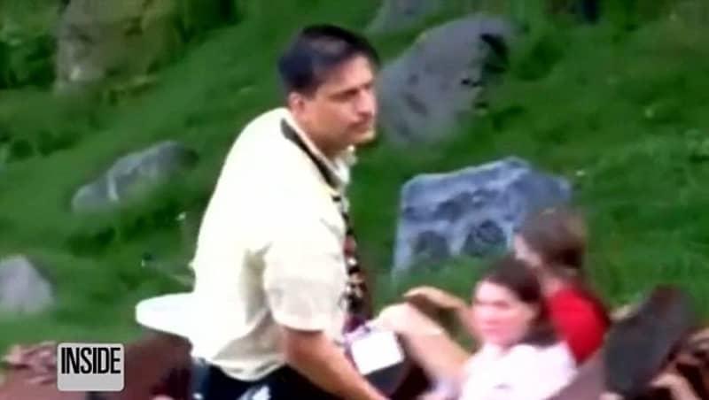 WATCH: Guy Fends Off Alligator At Splash Mountain In Disturbing Video