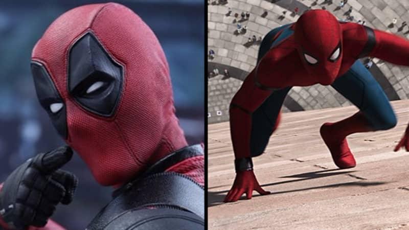 Ryan Reynolds Trolls Spider-Man On Twitter And Everyone Is Loving It