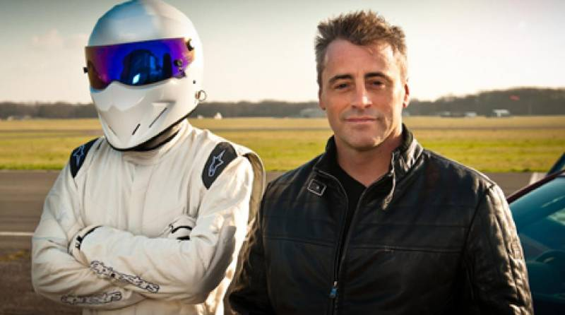 Matt LeBlanc Offered A Shitload Of Cash To Stay On 'Top Gear'