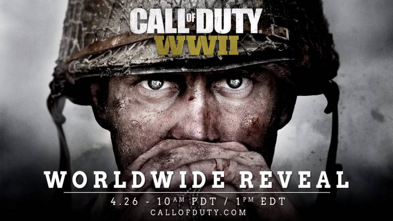 Activision Livestream Reveals All About 'Call Of Duty: World War II'
