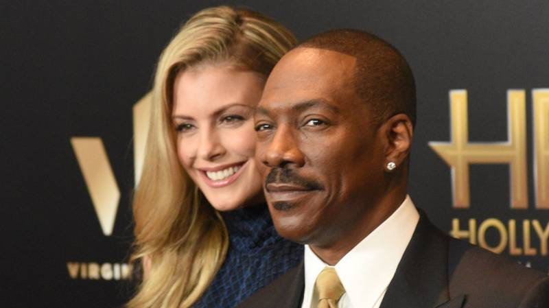 ​Eddie Murphy And Paige Butcher Set To Welcome 10th Child
