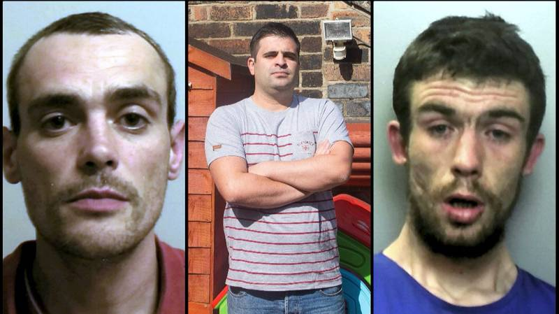 Ex-Military LAD Uses Training To Catch The Men Who Burgled His House