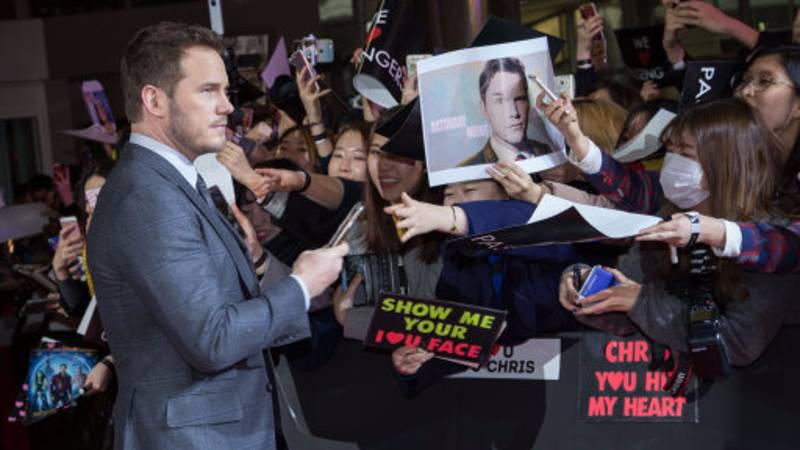 Chris Pratt Reveals His Reasons For Not Having Selfies With Fans
