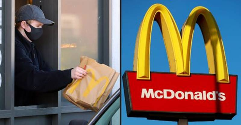 McDonald's Is Opening All 1,000 Drive-Thrus In The UK This Week