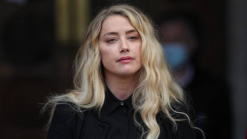 Amber Heard Speaks Out About Marilyn Manson Abuse Allegations