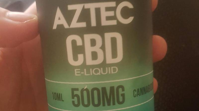 Woman Claims That Vaping Cannabis Oil Got Rid Of Her Eczema