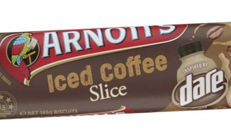 Arnott's Has Turned Dare Iced Coffee Into A Goddamn Biscuit