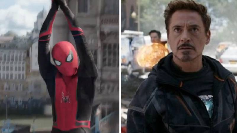People Think Tony Stark Is Dead After Watching Spider-Man: Far From Home Trailer