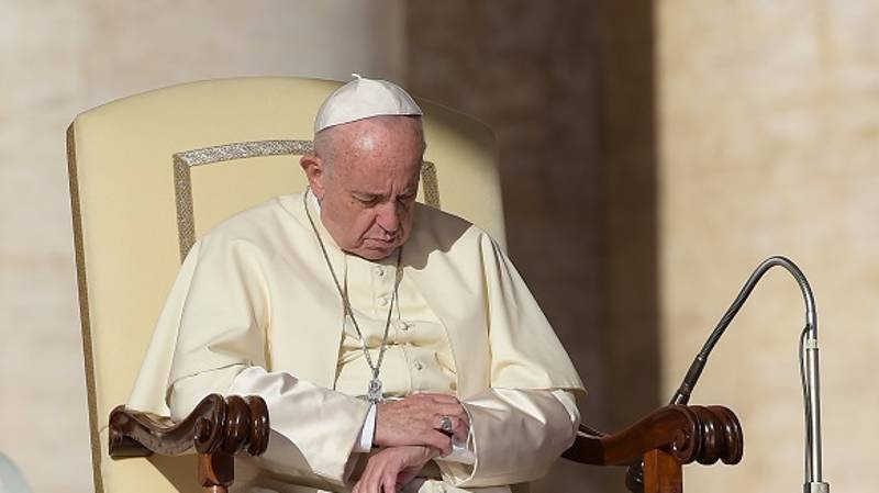 'Sometimes I Fall Asleep' While Praying, Admits The Pope