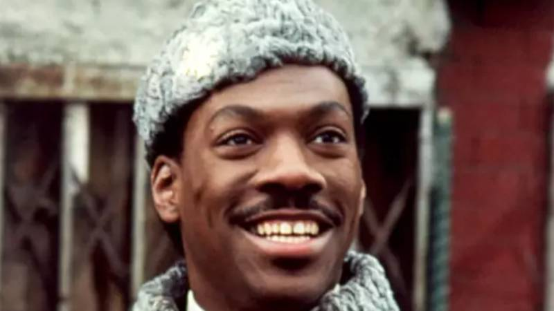First Look At Eddie Murphy In Coming 2 America