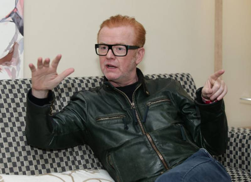 Appointing Chris Evans As Top Gear Host Was A Stupid Idea To Begin With