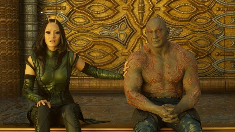 Guardians Of The Galaxy Director James Gunn Teases Drax And Mantis Spin-Off Film