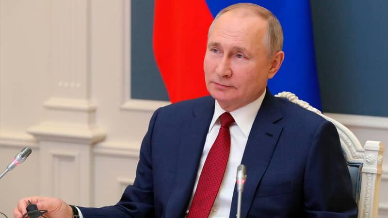 Joe Biden Raises Issue Of Election Interference With Vladimir Putin