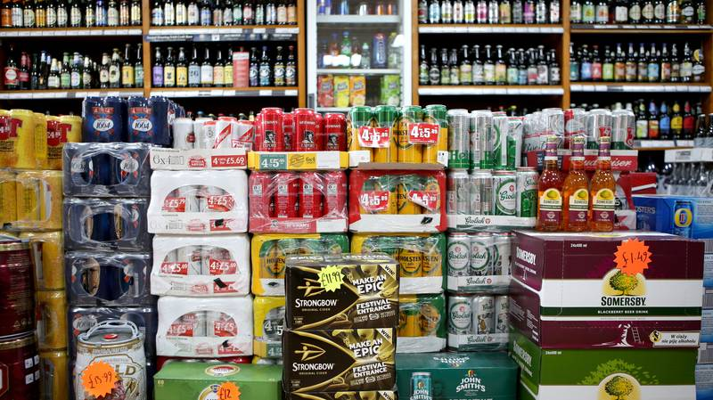 Sale Of Alcohol After 9pm Could Be Banned After Lockdown Is Lifted