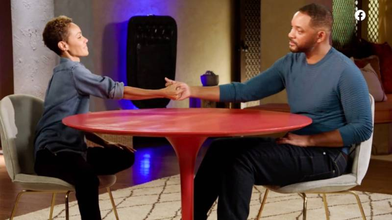 Jada Pinkett-Smith's Red Table Talk Sets Facebook Originals Record For Most Views In 24 Hours