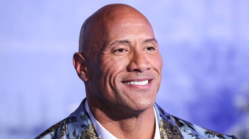 Dwayne Johnson Says He'd Run For President If It's 'What People Want'