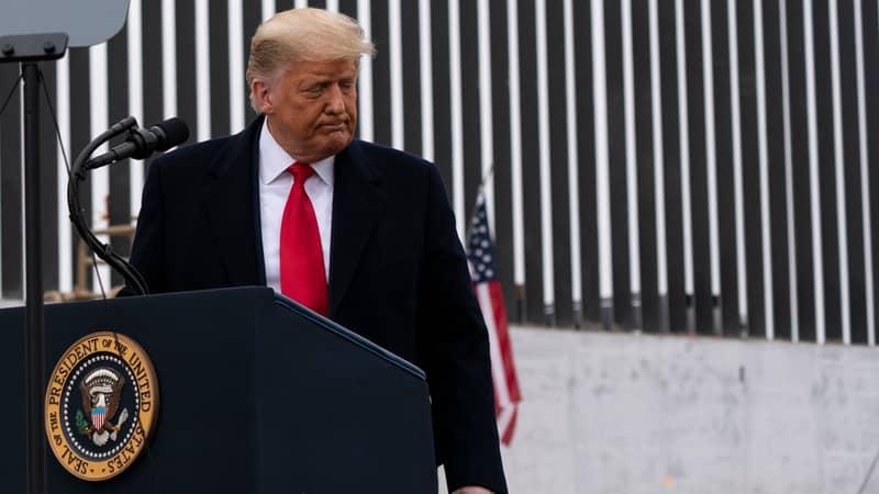 House Of Representatives Vote To Impeach Donald Trump