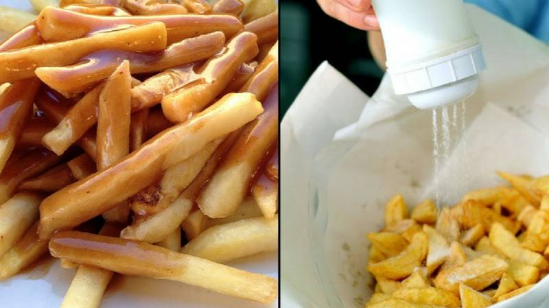 Customer Rings Police After Fish And Chip Shop Put Gravy On His Chips