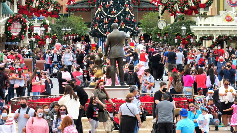 Universal Orlando Reaches Maximum Capacity Just 10 Minutes After Opening