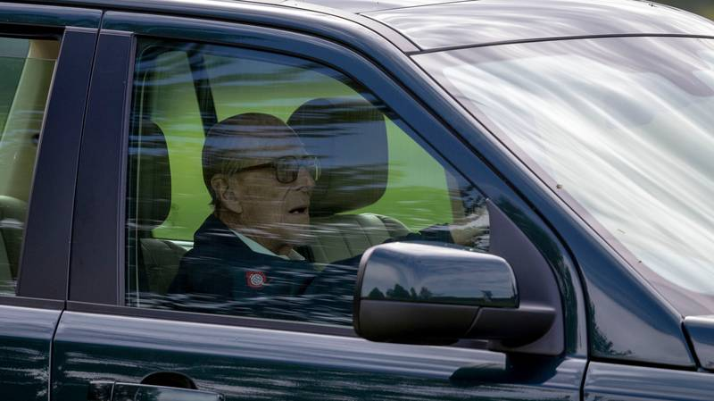 Prince Philip Will Not Face Prosecution Following Car Accident