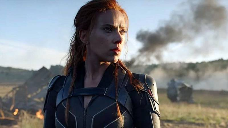 The Final Trailer For Marvel's Black Widow Is Here