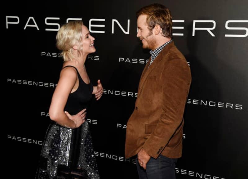 Chris Pratt Discusses Awkward Sex Scenes With Jennifer Lawrence