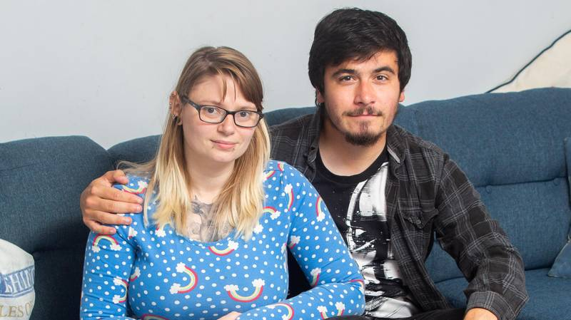 Young Mum Woke Up To Discover She Had Tourette's