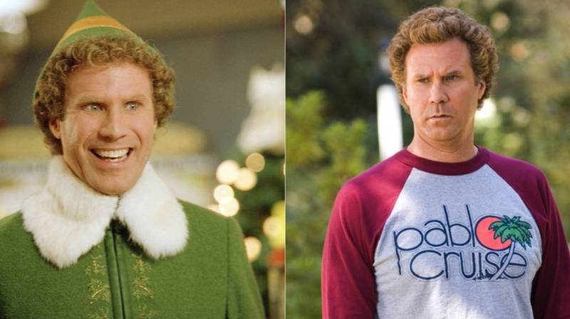 Someone Reckons 'Elf' Could Be The Prequel To 'Step Brothers'