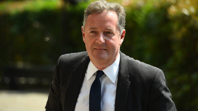 Piers Morgan Admits He Was Stopped By Police For Speeding On Way To Charity Golf Event