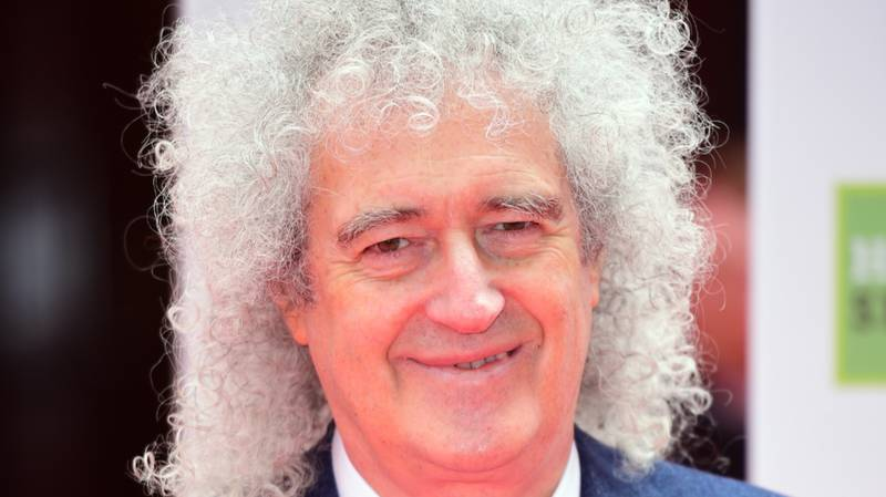 Brian May Reveals He Recently Suffered A Heart Attack