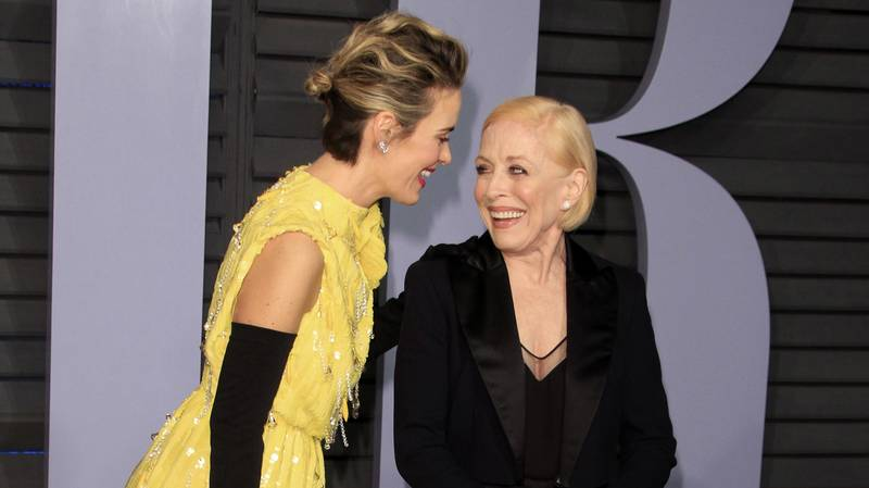 Sarah Paulson Posts Series Of Tributes For Girlfriend Holland Taylor's 78th Birthday