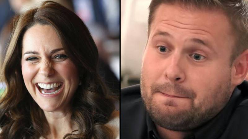 Viewers Aren't Convinced By Kate Middleton Lookalike On 'First Dates'