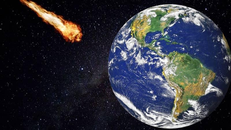 Un asteroide de 4 kilómetros de ancho puede chocar contra la Tierra