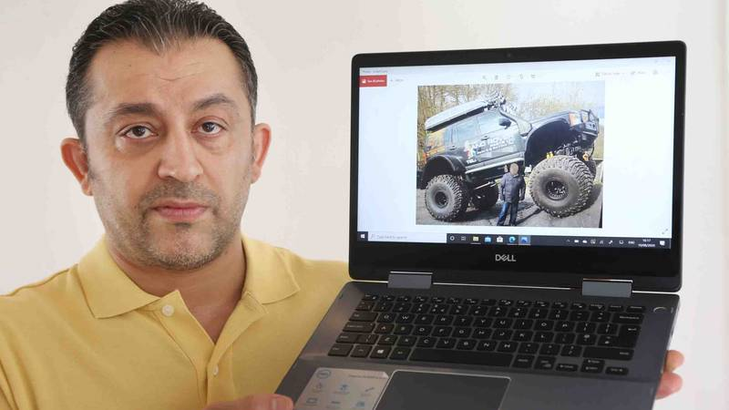 Dad Furious After Six-Year-Old Son Bought £19,000 Monster Truck And Says Paypal Sent In Debt Collectors