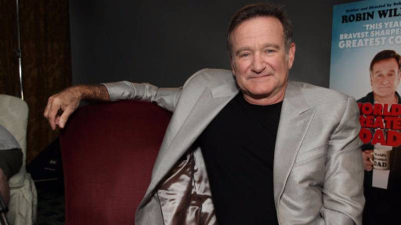 Robin Williams Voted The Greatest Comedy Actor Of All Time