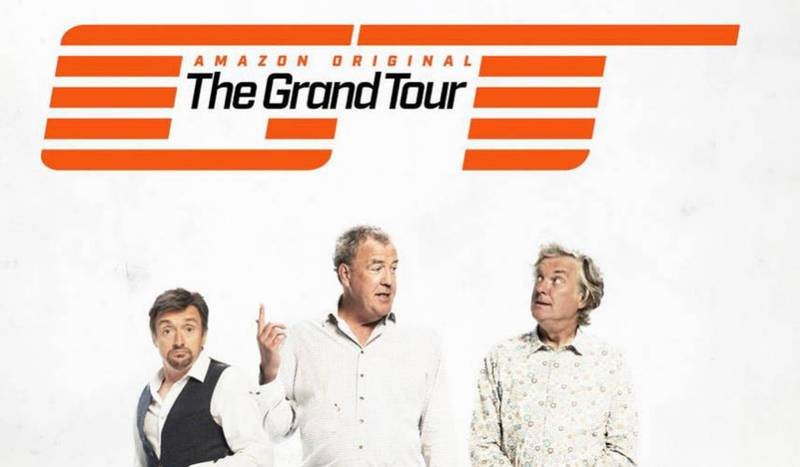 Full Trailer Released For The Grand Tour And It Looks Amazing