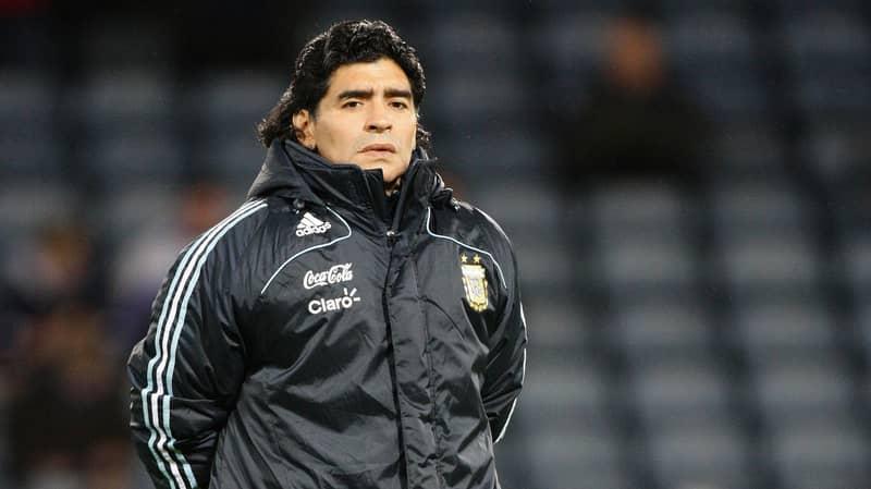Diego Maradona Has Died Aged 60