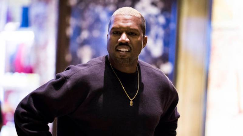 Kanye West Is Reportedly Recording His Latest Album On Top Of A Mountain