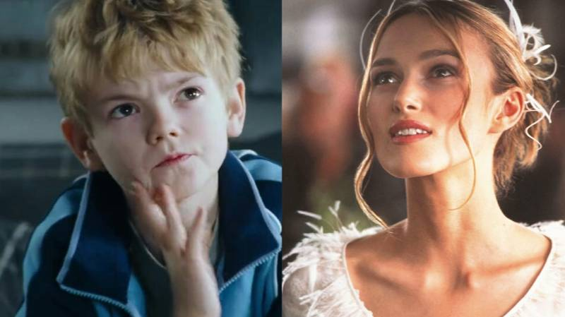 Fans Shocked By Keira Knightley's Love Actually Age Gap