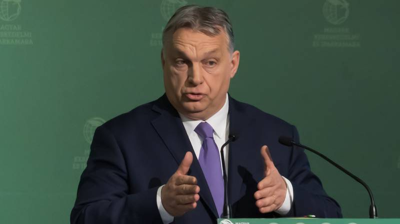 Hungarian Leader Disowns Anti-Gay Politician Who Was Found At 25-Man Orgy
