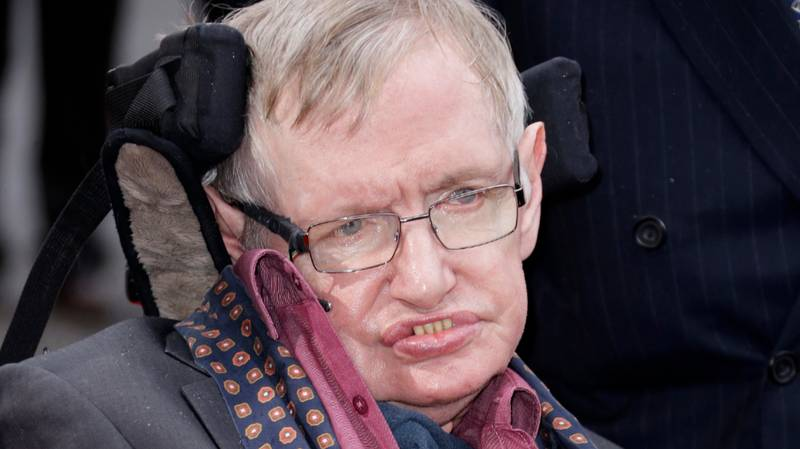 Stephen Hawking's Final Theory Is That The Universe Is A Hologram