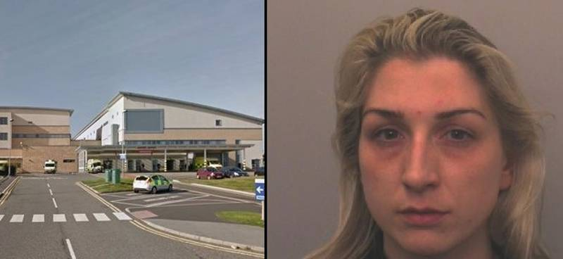 'Overworked' Nurse Stole And Sold NHS Medication To Pay For Cocaine Habit