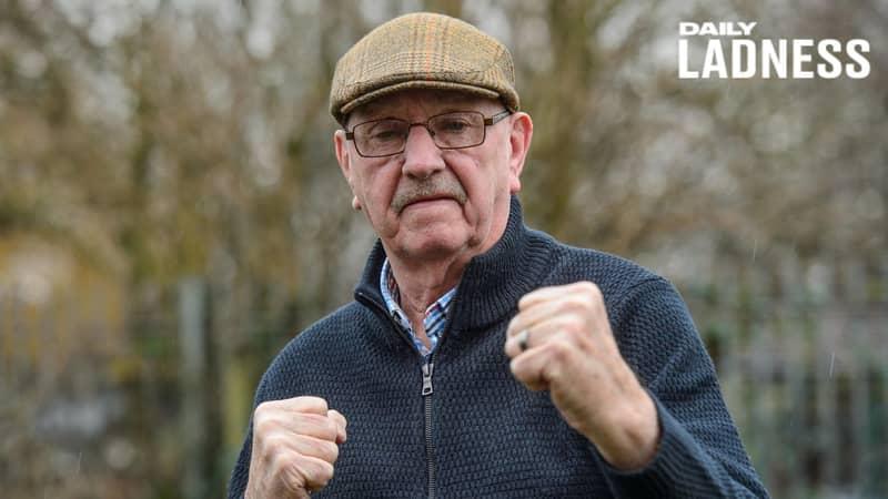 Pensioner Fights Off Robber At Cash Machine