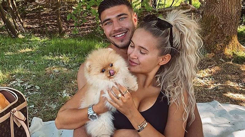 Molly-Mae Hague Cries As She Reveals What Killed Her New Puppy