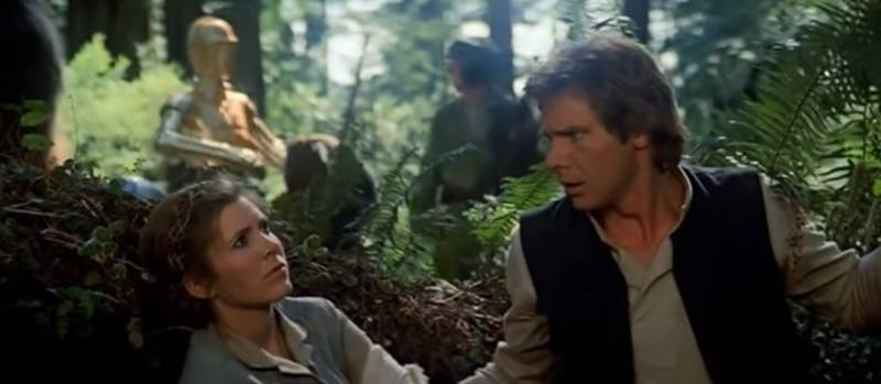 Carrie Fisher Has Revealed Why Princess Leia Dumped Han Solo