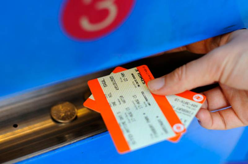 Standard Orange Train Tickets Will Soon Be Replaced