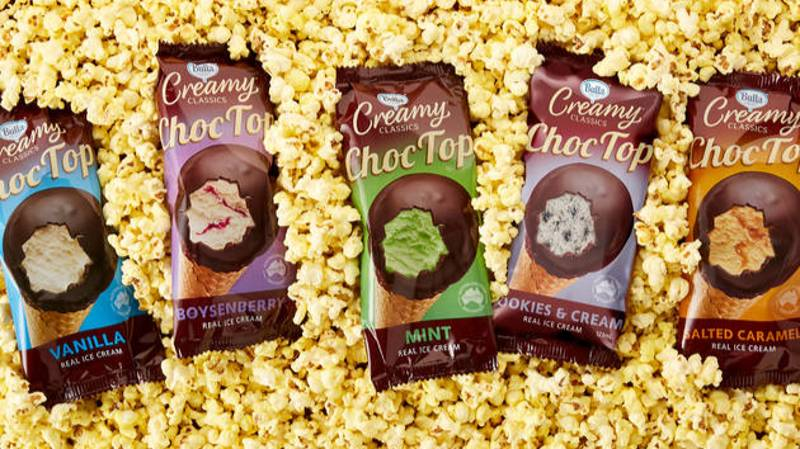 Those Cinema-Only Choc Top Ice Creams Are Now Available At Coles