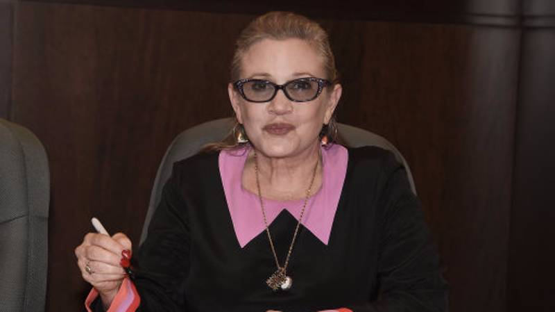 Carrie Fisher Sent Cow Tongue To Hollywood Producer Who Sexually Assaulted Her Friend
