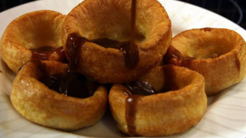 Do Yorkshire Puddings Belong On A Christmas Dinner?