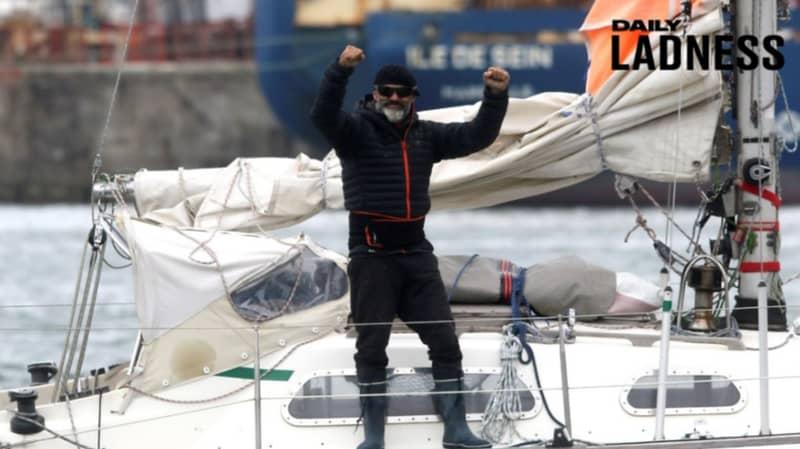 Man Sails Across Atlantic To Be With Dad, 90, Amid Coronavirus Flight Ban